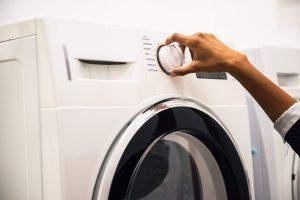 wasmachine schoonmaken