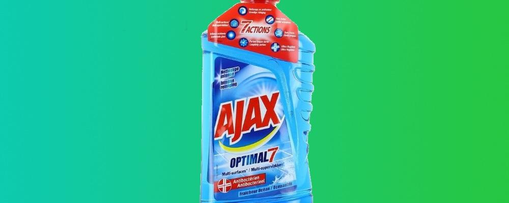 Ajax schoonmaakmiddel